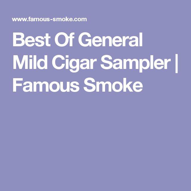 Best Of General Mild Cigar Sampler | Famous Smoke