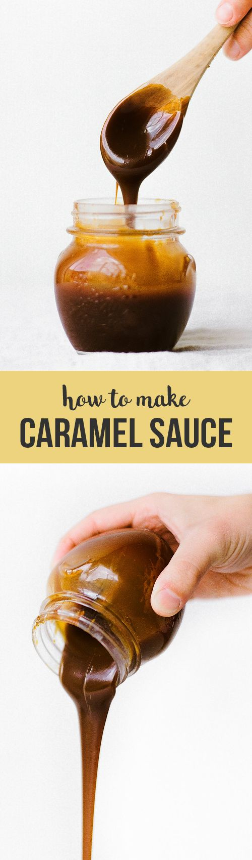 How to Make Caramel Sauce - Handle the Heat