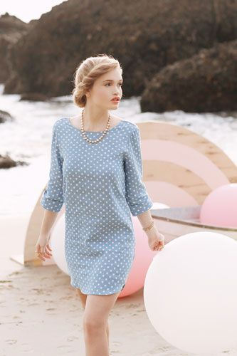 the wear-anywhere dress.