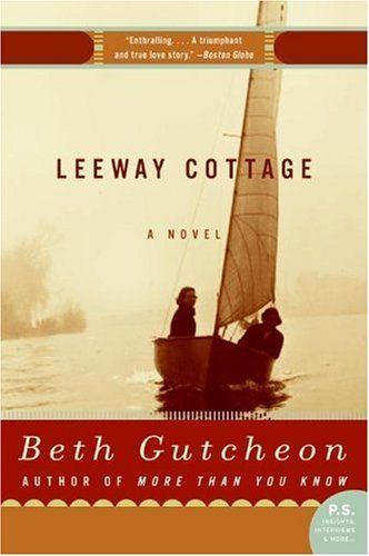 Leeway Cottage by Beth Gutcheon: Great story of several generations of a family as they go through WWII from both the American and Danish POV. I learned a lot about the treatment of Danish Jews, just fascinating!
