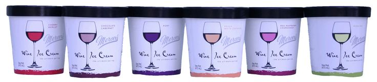 Wine Ice Cream USA Distributors - Home (@Tami Merry wonder if we can find this somewhere local?)