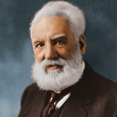 On this day 3rd March, 1847 Alexander Graham Bell was born in Edinburgh, Scotland. He was an eminent scientist, inventor, engineer and innovator who is credited with inventing the first practical telephone. I presume that the phrase 'give us a bell' is credited to him too?