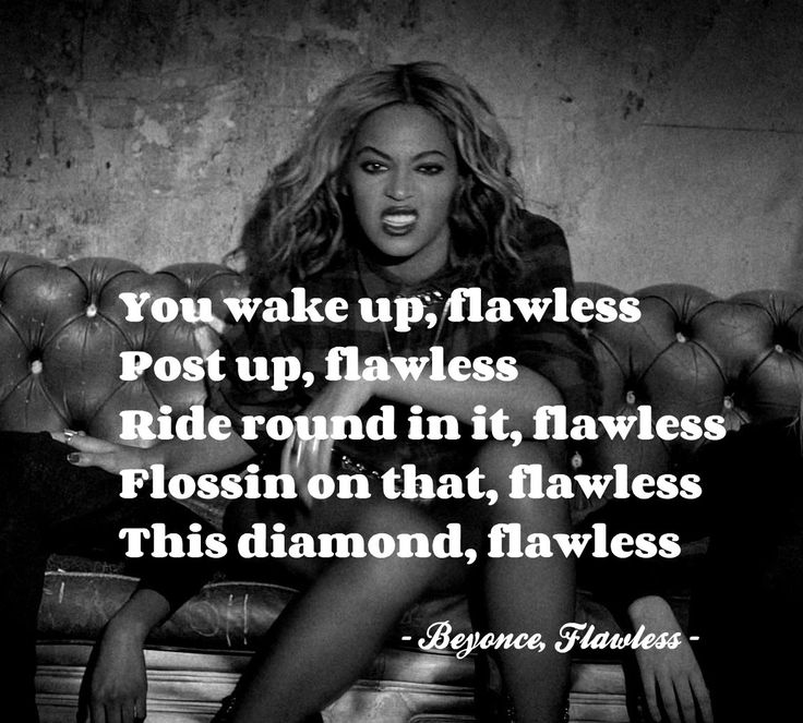 Flawless · Beyonce QuotesPop ...