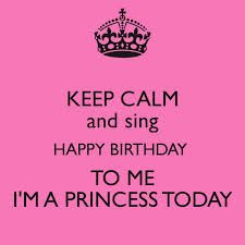 It's my Birthday today bitches :D !  #happy #birthday #happybirthday #me #myself #i #princess #keepcalm #queen