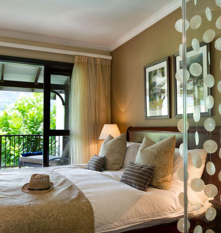 Master Bedroom, Maison 83, Eden Island, Seychelles