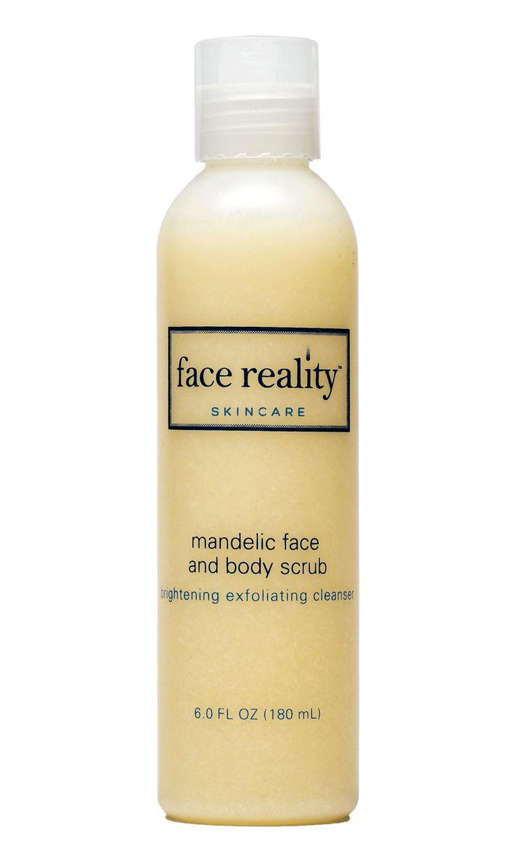 Facial treatment acid
