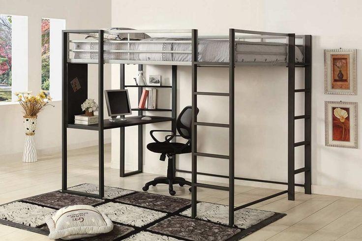 best 25 queen loft beds ideas on pinterest adult loft. Black Bedroom Furniture Sets. Home Design Ideas