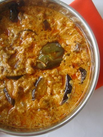 An exotic Andhra-style rich celebration dish with smooth, warm and rich flavors. No onions or tomatoes go into its making, the main player b...