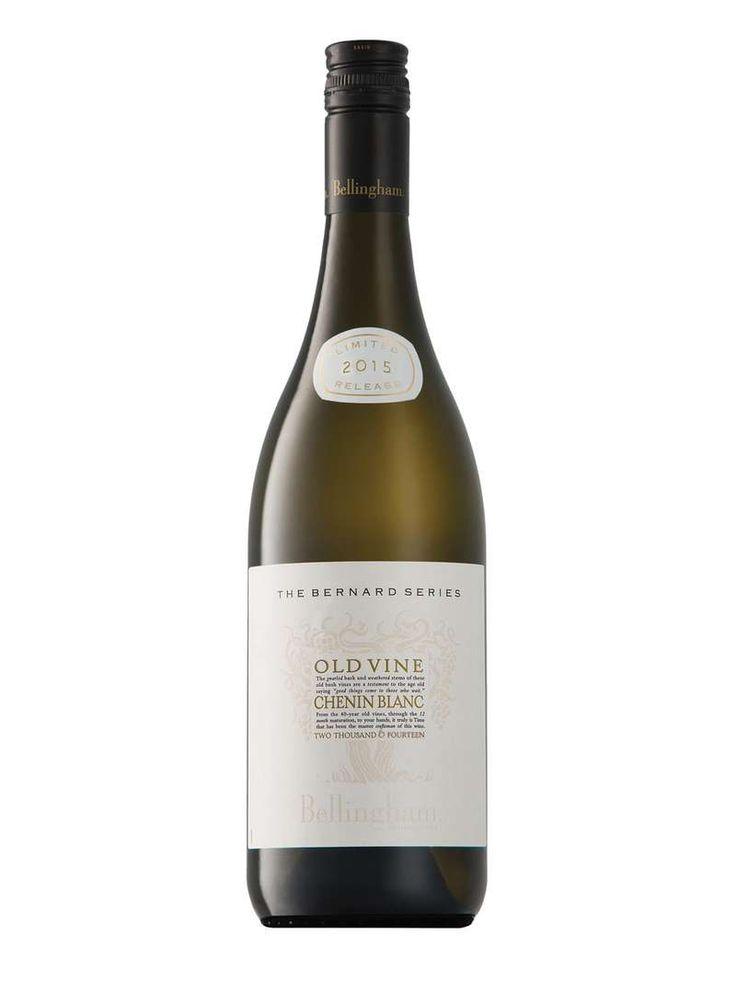 Bellingham bernard series old vine chenin blanc hvitvin sr afrika 075 l - Tax-free.no