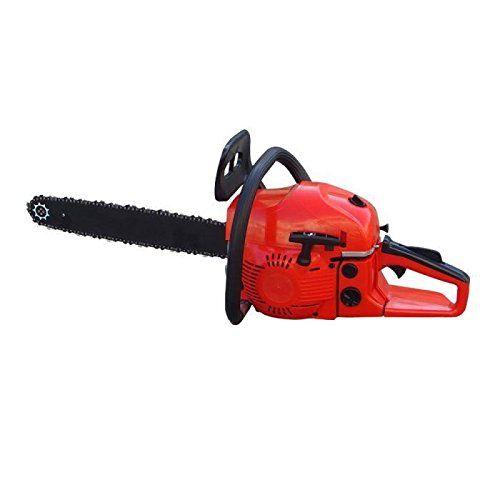 RACING RAC4545PCS-1 45cc Petrol Chainsaw, 230 V, Red *** Read more at the image link. #MowersandOutdoorPowerTools