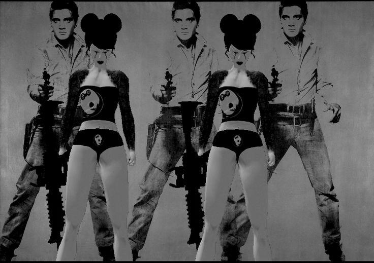 Triple Elvis Double Save