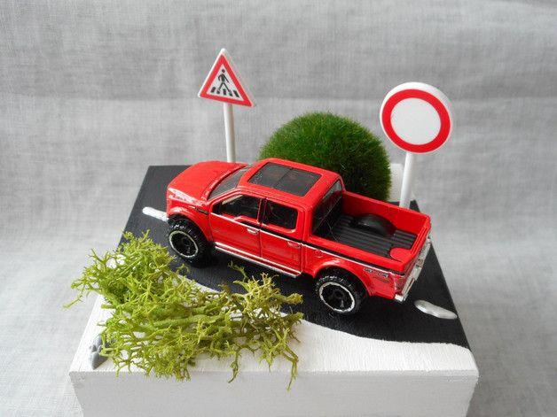 Weiteres - Geschenkbox / Geldgeschenk Führerschein, Auto - ein Designerstück von Bastelmaus--- bei DaWanda