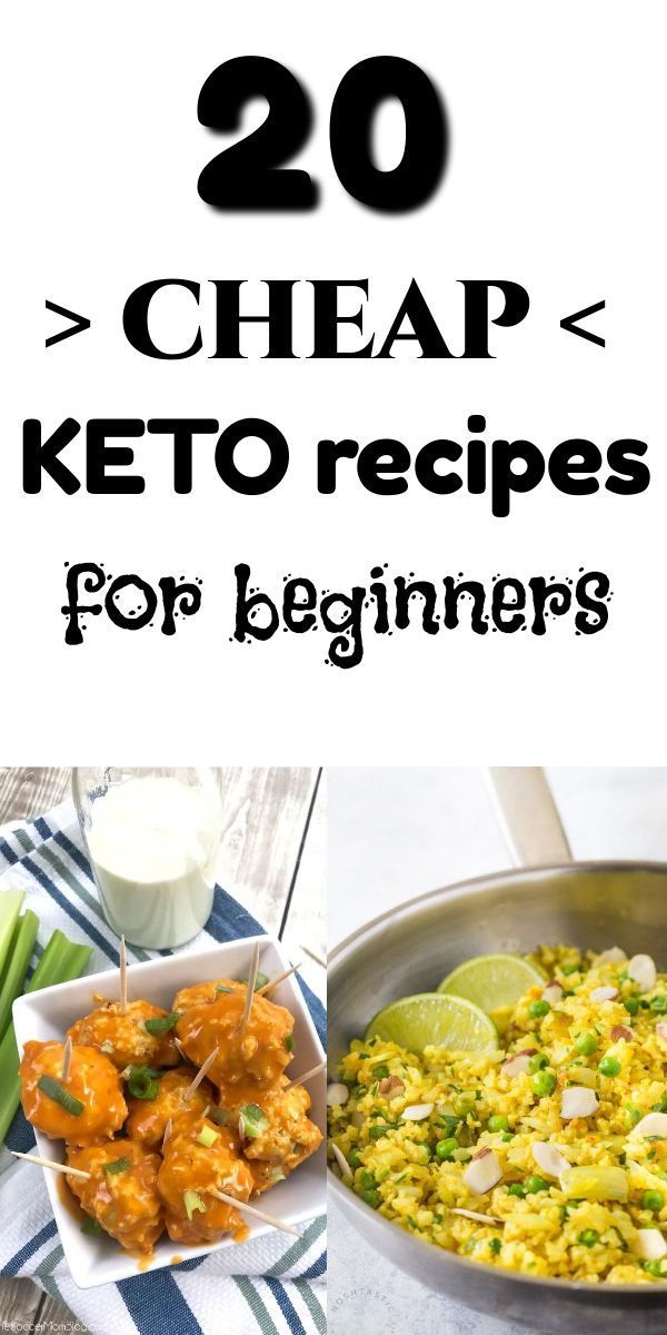 Keto on a Budget – 20 Keto Recipes for Dinner