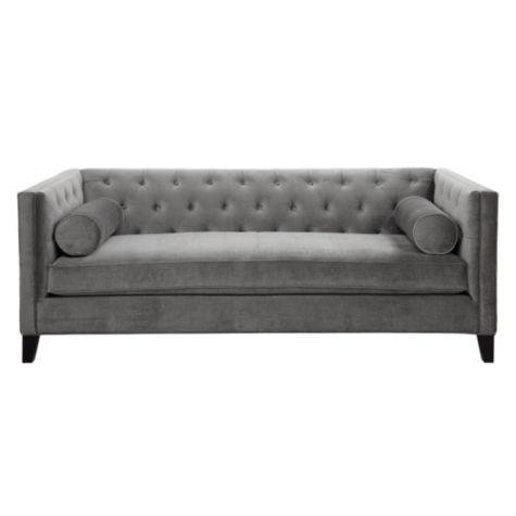 Should I get this???    Royce Sofa - Charcoal from Z Gallerie