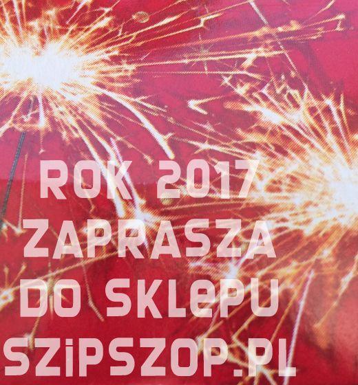 Wspaniałego roku 2017 życzy cała ekipa sklepu SzipSzop.pl :)  https://www.szipszop.pl
