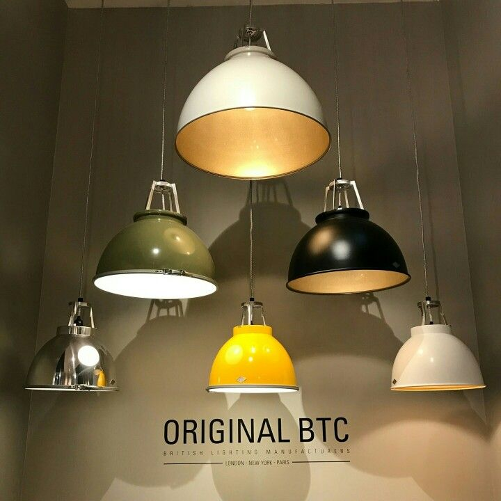 We had a magnificent time at Euroluce in #Milano last week. If you didn't have the chance to come and see us and our latest #lighting collections, here's one of our favourites from the show! #OriginalBTC #Euroluce  #Titanpendant