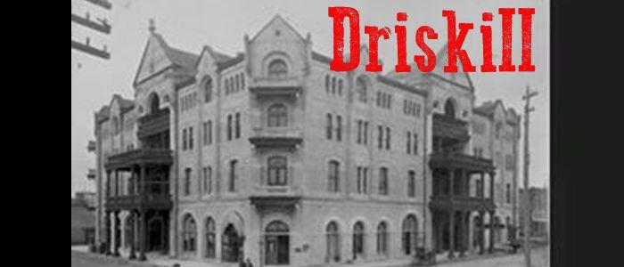 The Driskill Hotel in Austin, TX - http://truehorrorstoriesoftexas.com/hotels/the-driskill-hotel-in-austin-tx/
