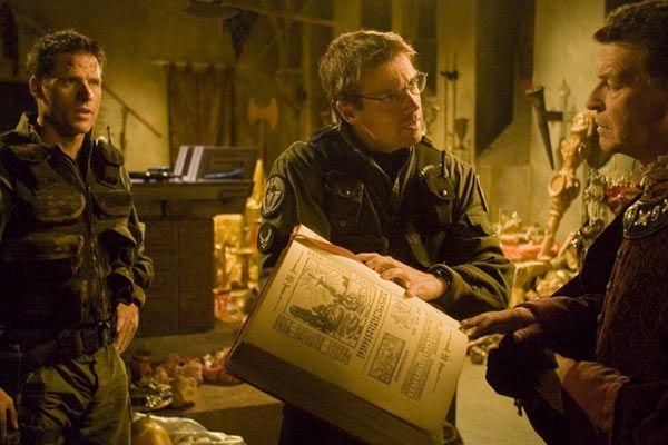 Stargate SG-1 a 20 ans ! 15 épisodes pour retraverser la porte des étoiles - Critictoo Séries TV