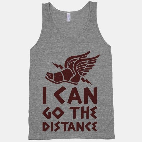 I Can Go The Distance // positive thinking!