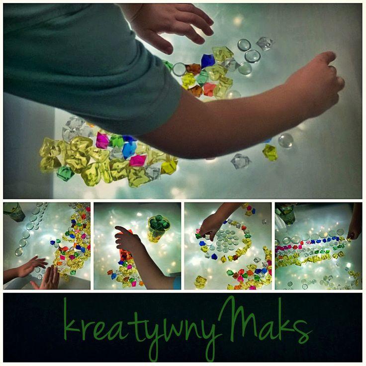 kreatywnyMaks: Stolik podświetlany