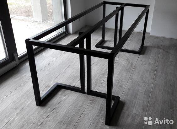 23d003ffd420e Металлический каркас, подстолье для стола 99 - Для дома и дачи, Мебель и  интерьер - Санкт-Петербург - Объявления на сайте Avito