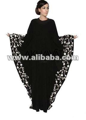 бабочки стиль абая-Исламская одежда-ID продукта:135216883-russian.alibaba.com