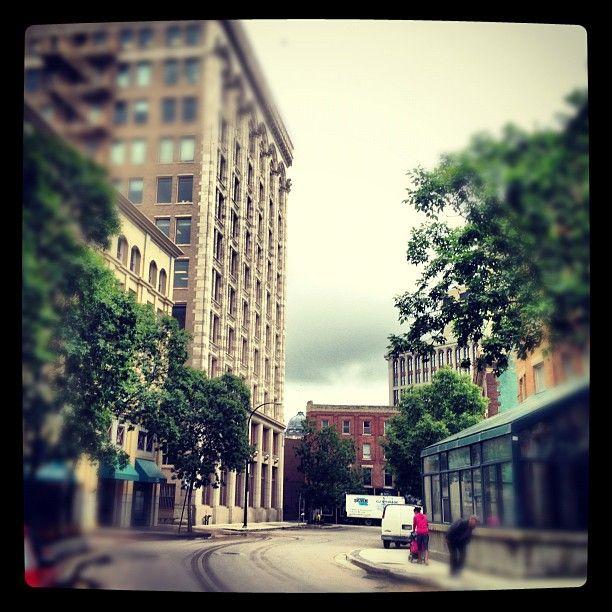 Winnipeg's Exchange District