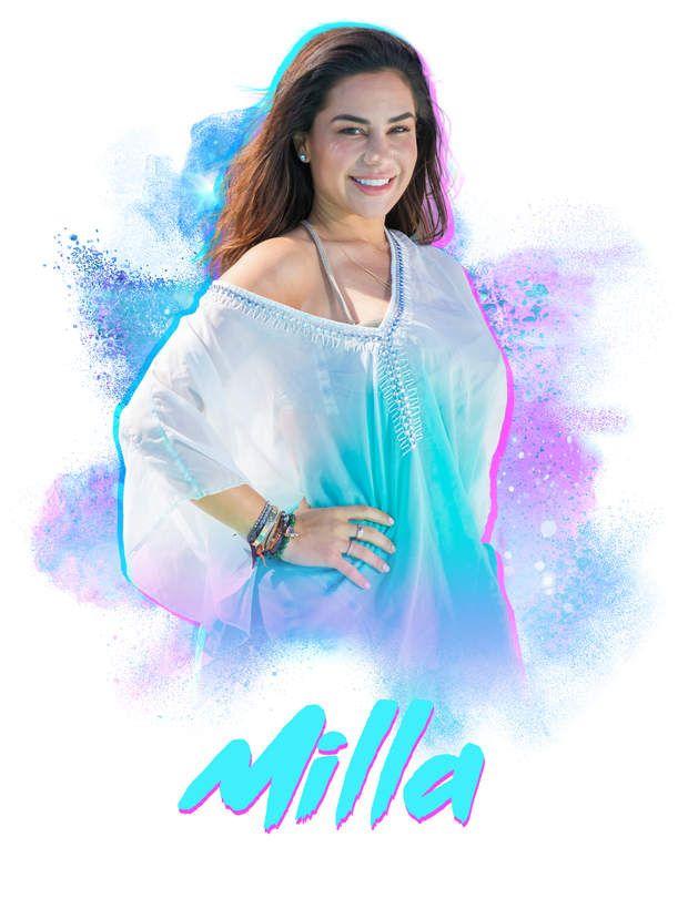 Milla Jasmine, future comédienne ?