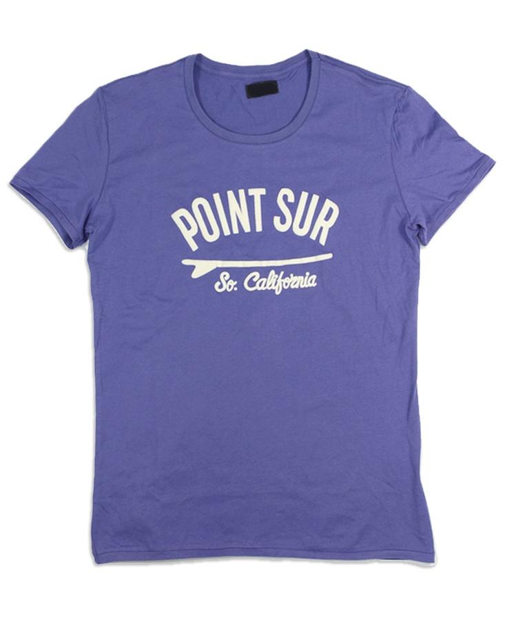 Point Sur Surfer T-shirt