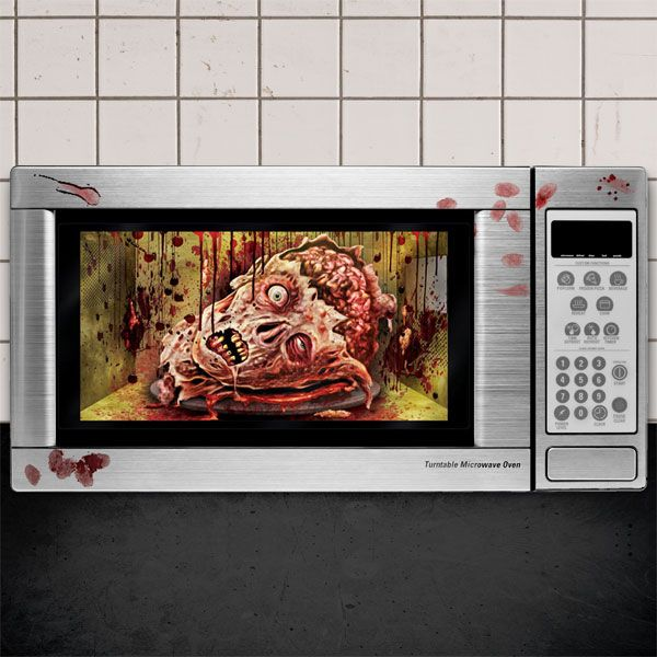 Microwave Decoration - 60cm Halloween Decoration £3.99 each