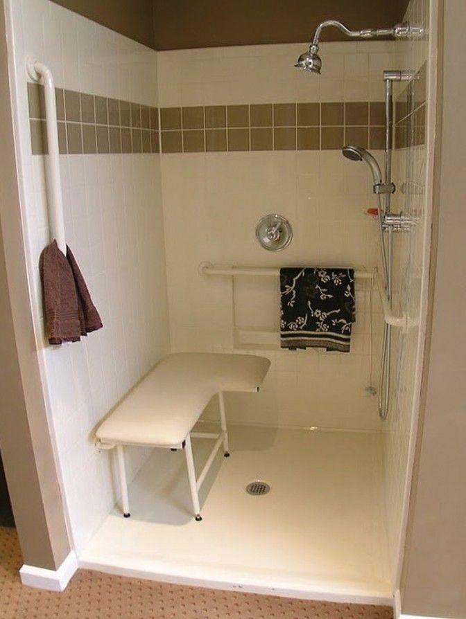 stalls shower tub shower surround grab bars small bathroom bathroom