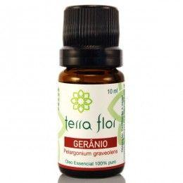 O Óleo Essencial de Gerânio Bourbon é um produto que age contra distúrbios da TPM. benéfico para hormônios masculinos e femininos e previne complicações da próstata.