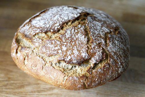 Pane di farina di segale