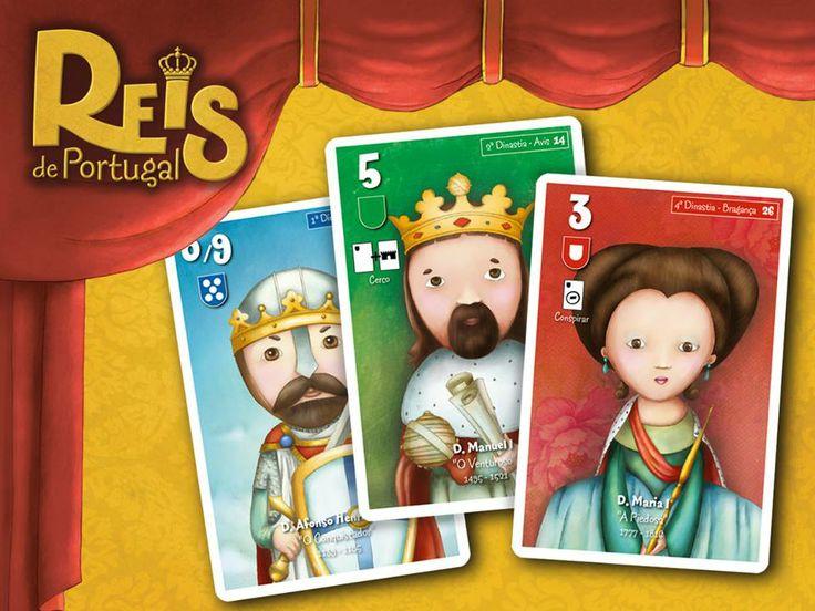 Reis de Portugal