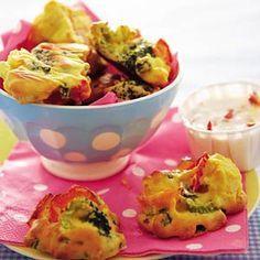 Recept - Groentekoekjes - Allerhande