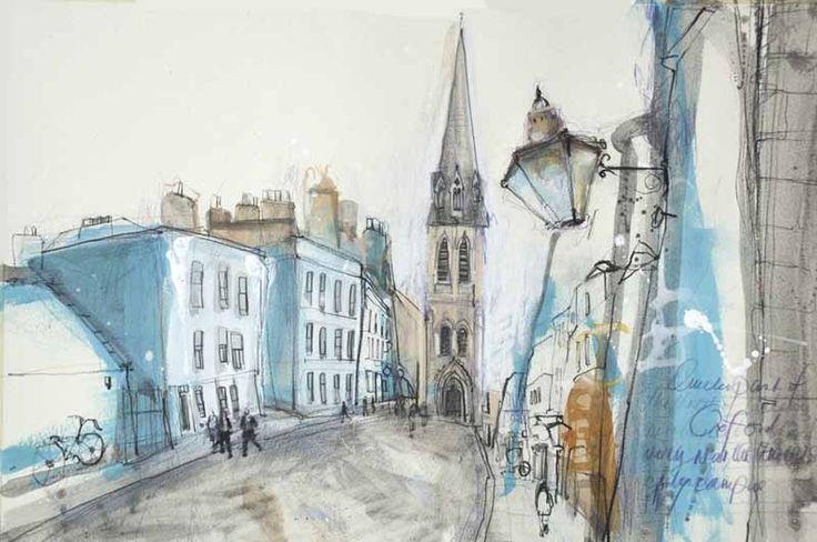 Junction Art GAllery - Kelly Stewart 'St Michael's Street'