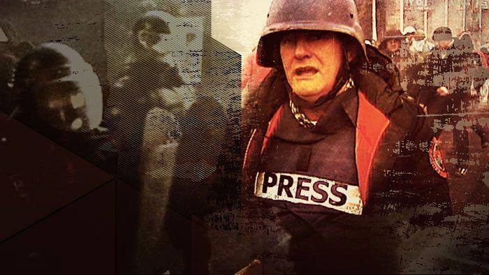 Ukraine - Dangerous Reporting/Journalism