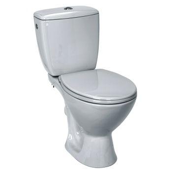 KORAL - mélyöblítésű alsó kifolyású monoblokkos WC