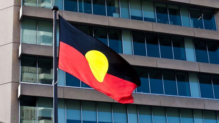 Significado de la bandera de los aborígenes australianos