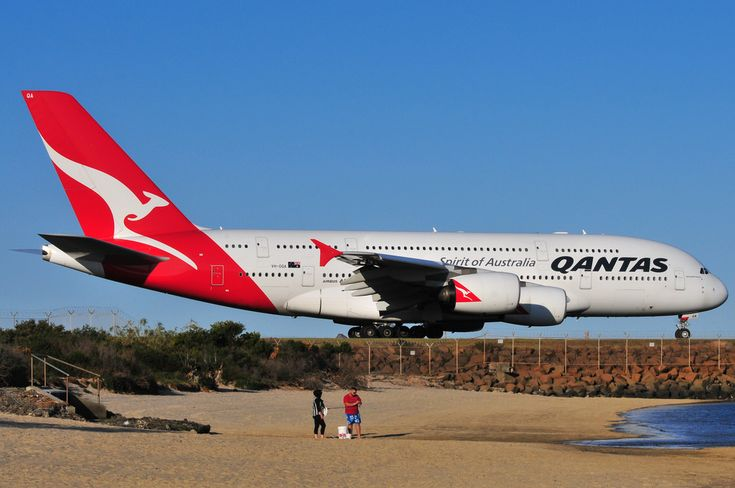 """Qantas A380-800 VH-OQA """"Nancy-Bird Walton"""""""