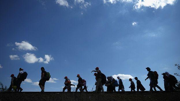 ¿Por qué EE.UU. recibe tan pocos refugiados de Siria? - BBC Mundo