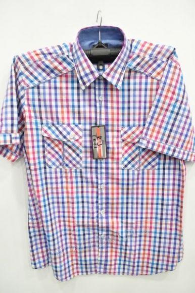 Koszula Męska Modely K-3 K-C Kr. Rękaw  (M-3XL)