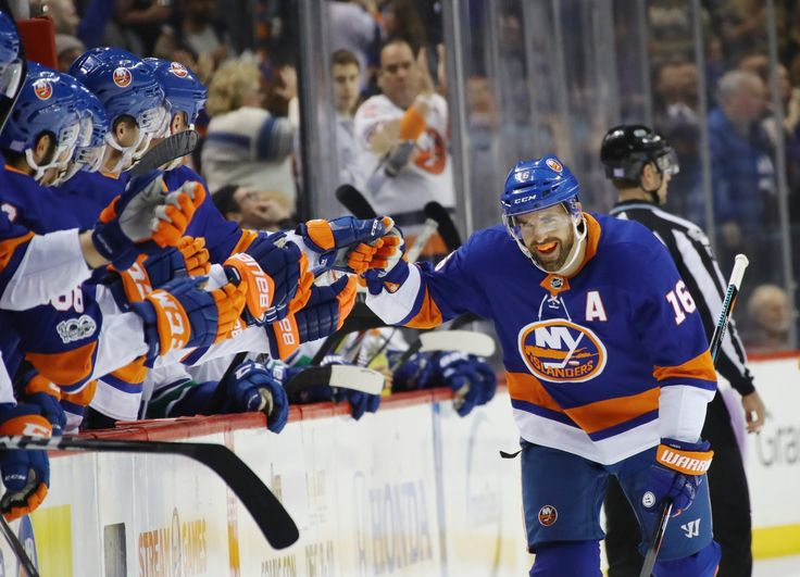 The New York Islanders have won four straight games, seven of eight, and are 8-0-2 at the Barclays Center after the Vancouver Canucks win.