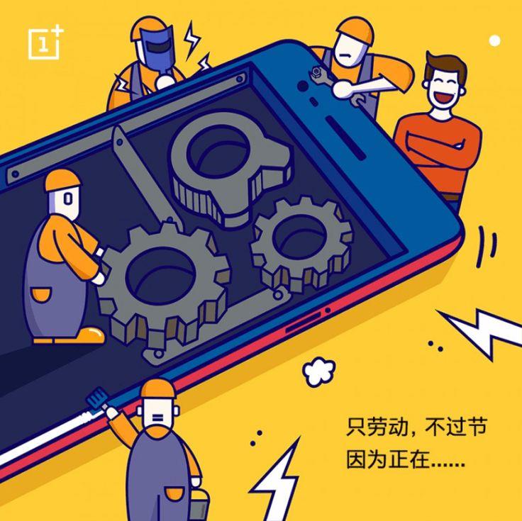 OnePlus 5 angeteasert