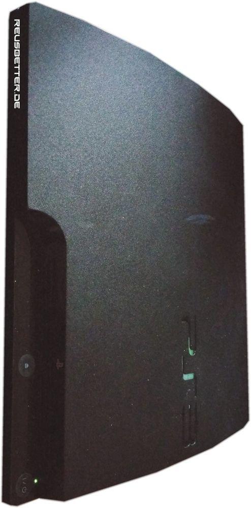 SONY PlayStation 3 Slim | 160GB CECH-3004A | Laufwerk Fehler | plus Kabel