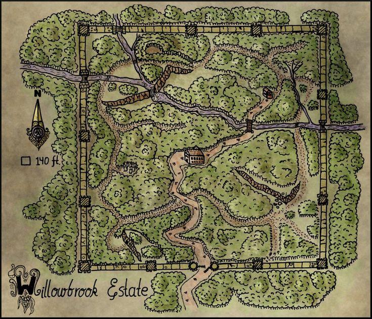 Map 26 – Willowbrook Estate