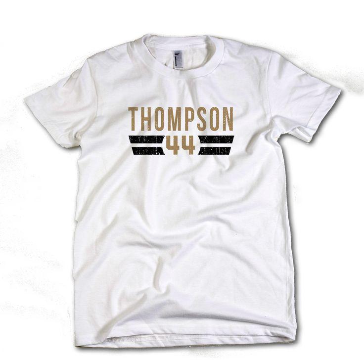 Nate Thompson Font Gold