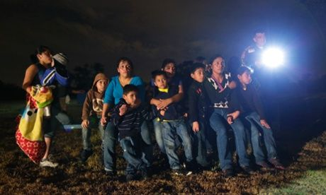 'Flee or die': violence drives Central America's child migrants to US border Obama heads to Texas as the mirage of an open door on the south...