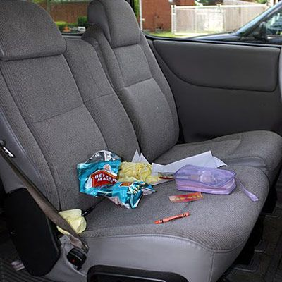 DIY interior car detailing--Good present for Wade :) (shh...don't tell him!)