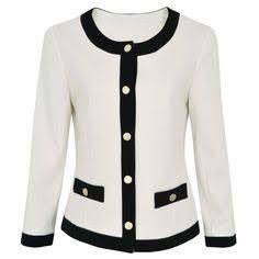 Resultado de imagen para blazer feminino acinturado